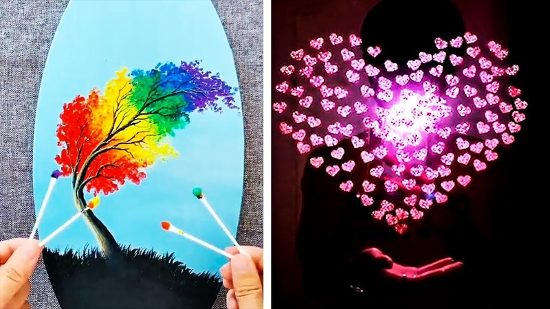People Who Are At Another Level SATISFYING DRAWING AND PAINTING HACKS