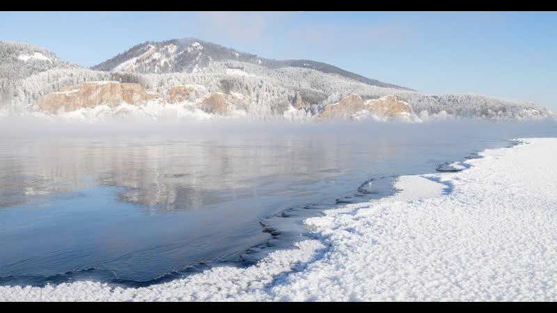 Три сибирских реки 三つシベリアの川 12 02 2020г