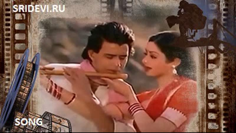 Песня Teri Zindagi Ke Ragini Par из фильма Прозрение Jaag Utha Insan hindi 1984