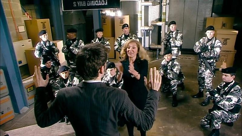 Добро пожаловать в Торчвуд Армия Призраков Доктор Кто