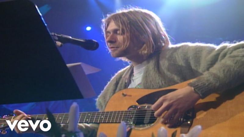 Nirvana - Where Did You Sleep Last Night (Live On MTV Unplugged Unedited)