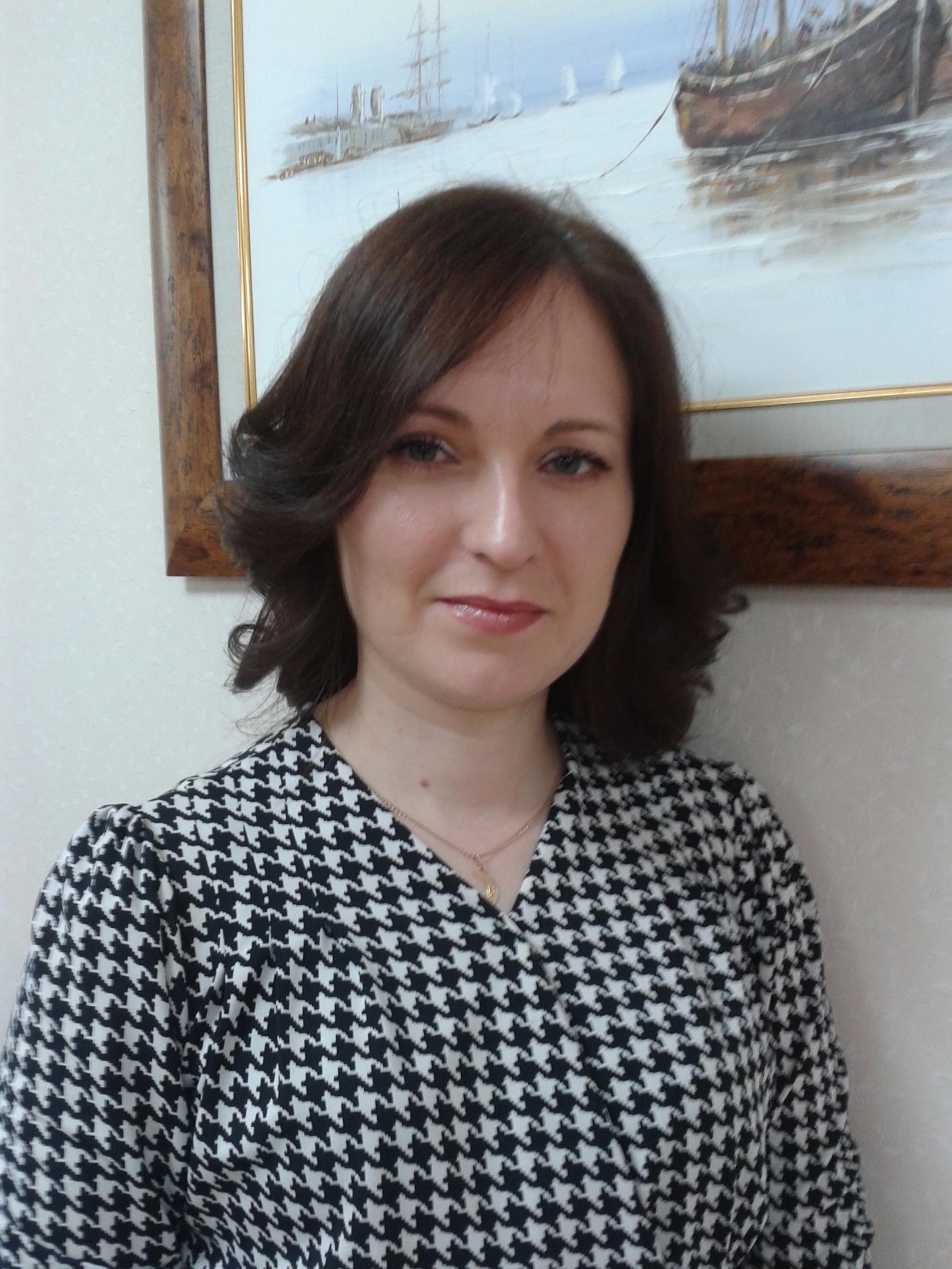Наталья Андреева психолог