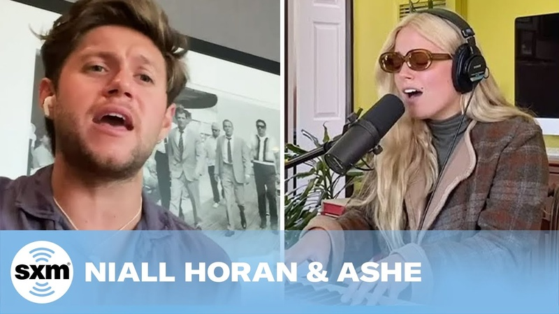 Ashe ft Niall Horan Moral of the Story LIVE for SiriusXM
