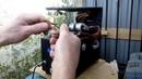 Сварка проволоки встык на самодельном аппарате контактной сварки.