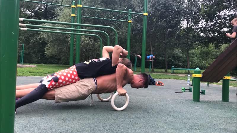 тренировка с @katerina.trener