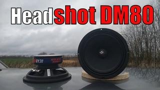 Headshot DM80 - громкие богатыри от KICX. Обзор и прослушка