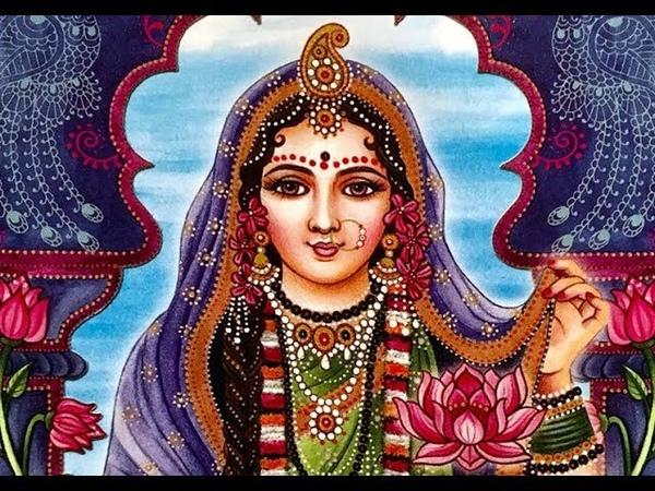 Sri Radhika Stava ~ Ramya Devi Dasi