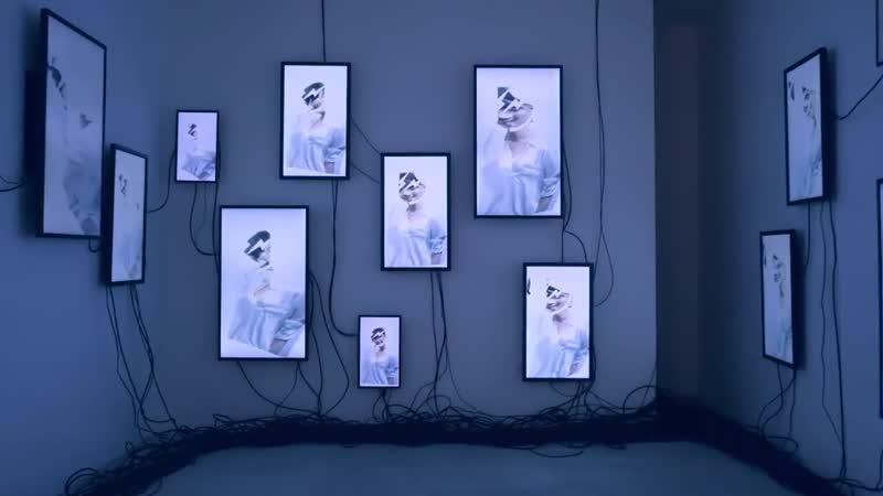 Interactive Display Art robotmoda