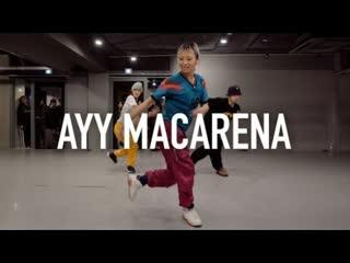 1Million Dance Studio Tyga - Ayy Macarena  Ebo Choreography