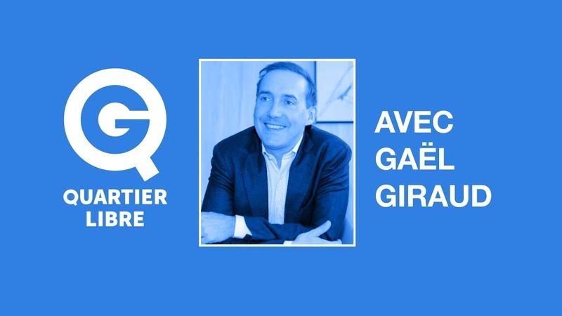 Quartier libre avec Gaël Giraud « La crise qui vient »