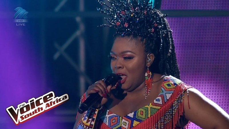 Siki Jo-An – 'Vulindlela' | Live Shows | The Voice SA | M-Net