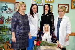 Поздравления от Президента России получили ветераны в Елецком доме-интернате