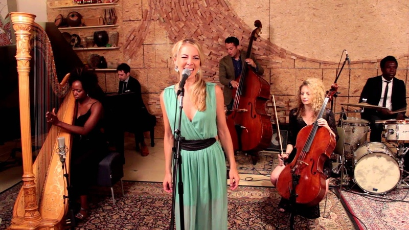 It's a Man's Man's Man's World Orchestral Funk James Brown Cover ft Morgan James