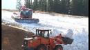В Югре достали законсервированный снег