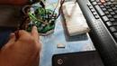 Самодельная педаль из датчика холла для прошитой платы от гироскутера.