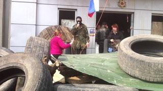 Полная боеготовность. СБУ Луганск