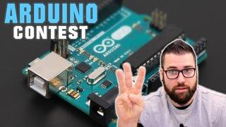 PCB Contes Winner + New Arduino Contest