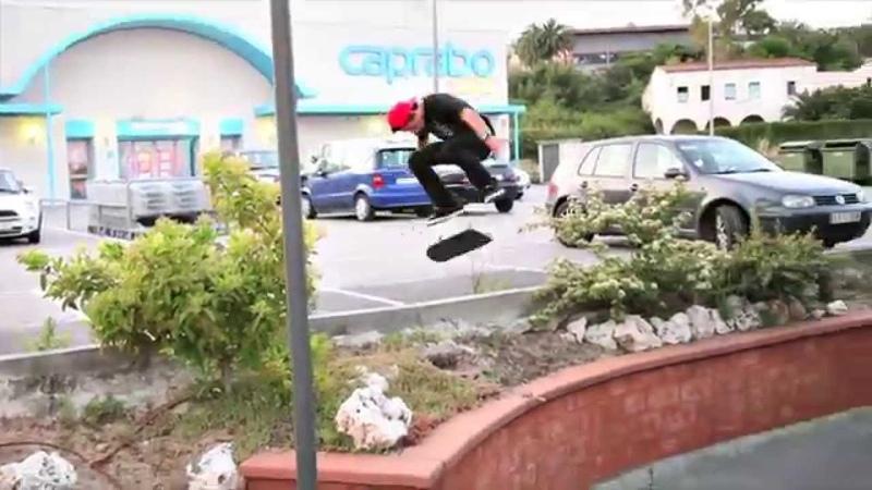 Jart Skateboards - The AM Project Roger Silva