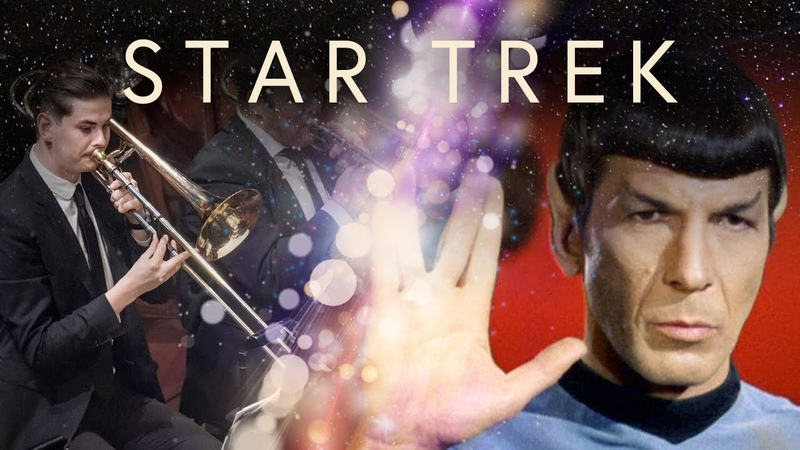 Star Trek The Danish National Symphony Orchestra (Live)