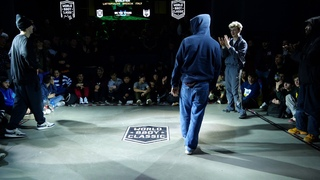 Ganz & Bookaa VS. Style Invaders   SEMI-FINAL   World Bboy Classic Italy Qualifier 2020