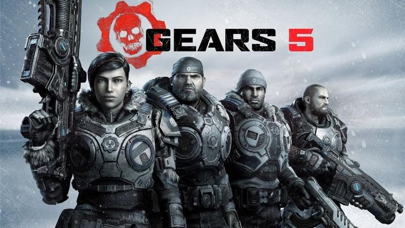 Gears 5 Прохождение №6 Башня связи