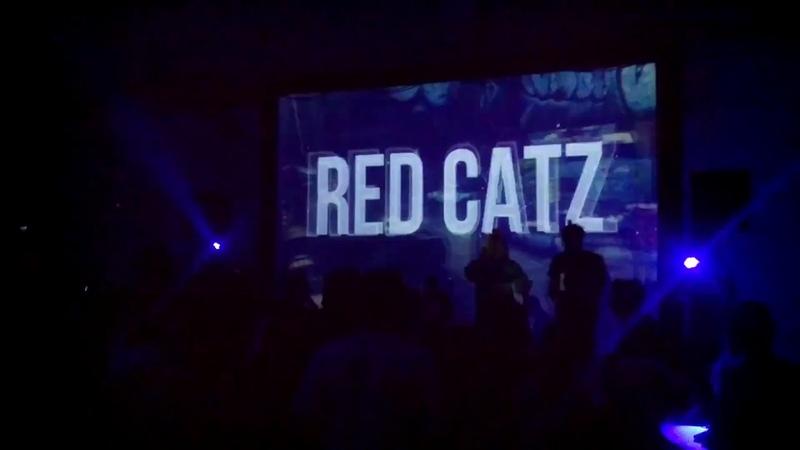375 Festival KILLA dnb stage: RED CATZ