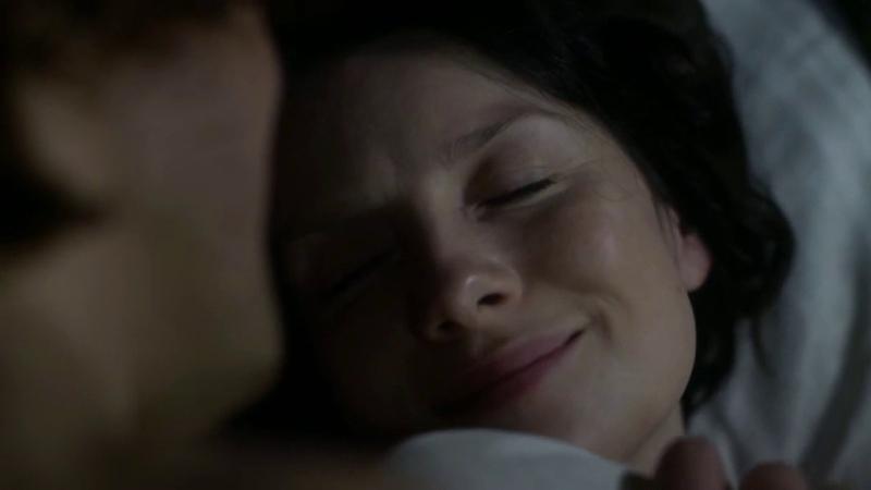 Outlander's jamie and claire season 2
