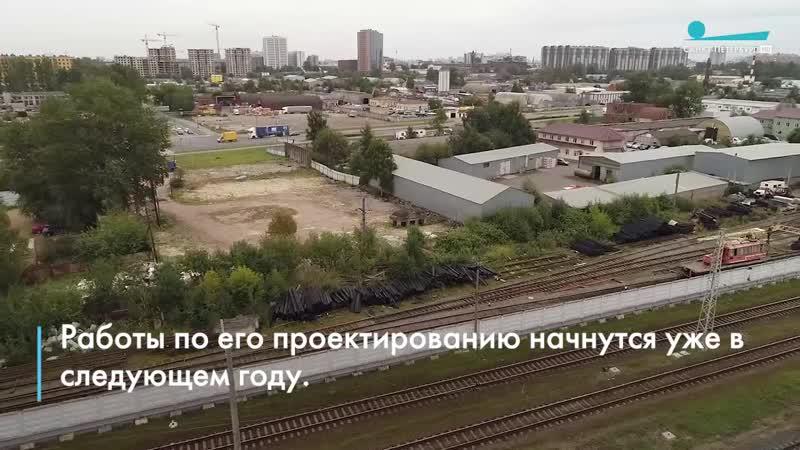 Митрофаньевское кладбище Кадры с коптера