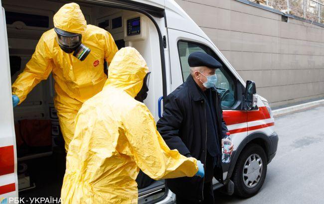 В Украине зафиксировано уже 610 больных коронавирусом