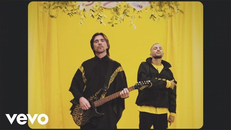 Juanes, Crudo Means Raw - Aurora ft. Crudo Means Raw