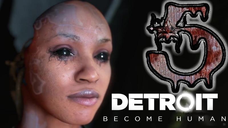 Танкер Иерихон ▶ Detroit Become Human 5
