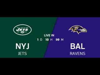 Nfl 2019-2020 / week 15 / new york jets baltimore ravens / en
