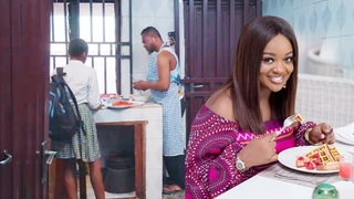 THE CRAZY GREEDY WIFE (JACKIE APPIAH 2020 LATEST FULL MOVIE) - nigerian movie/ movies