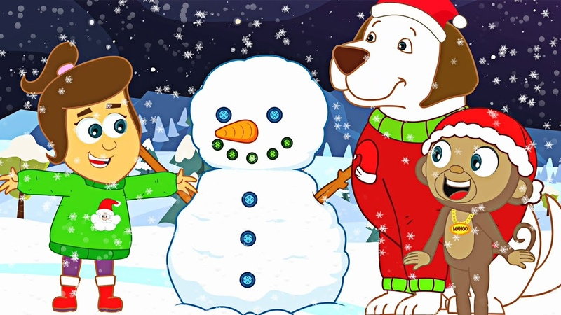 Jingle Bells Song Christmas Songs For Children by HooplaKidz