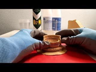 Изготовление силиконовой формы своими руками.