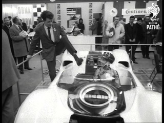 Race Car Show (1965)