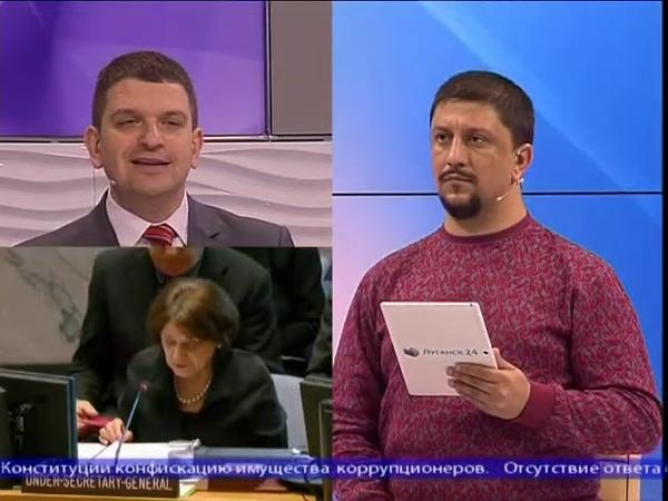 Олег Коваль в передаче Открытая студия 04 03 2020