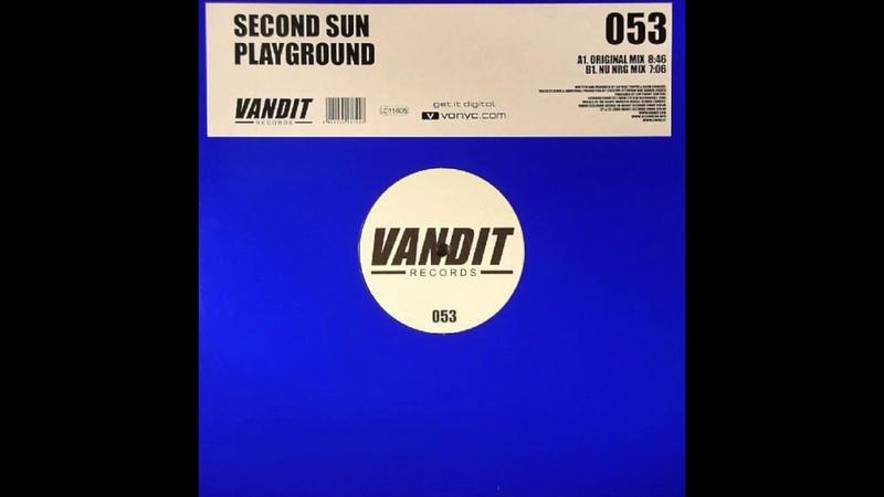 Second Sun - Playground (Nu NRG Mix) (2005)