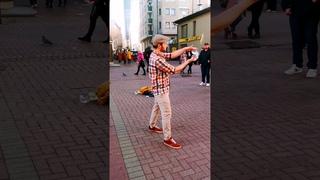 Это стоит увидеть | Реальность или магия | Удивительные люди #shorts #juggling #circus #tiktok