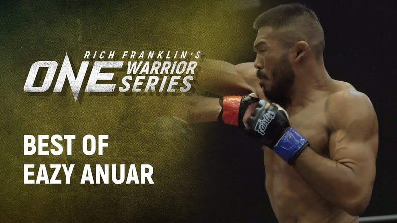 Rich Franklin's ONE Warrior Series Best Of Eazy Anuar