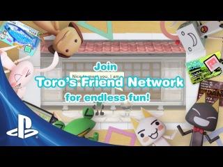 "Добро пожаловать в ""Toro's Friend Network""!"