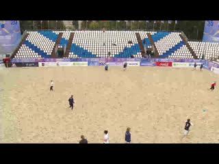 Чемпионат России по пляжному футболу среди женских команд