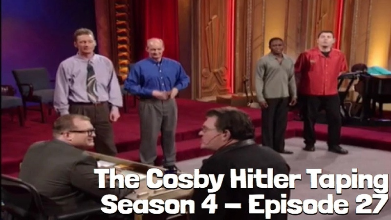 Cosby and Hitler - Whose Line Is It Anyway?