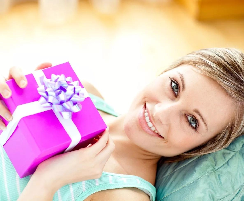 Подарок в картинках для девушек