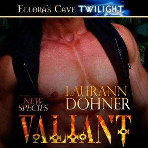 VALIANT (New Species #3) - Laurann Dohner