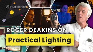Roger Deakins and the Art of Practical Lighting — Cinematography Techniques Ep. 3