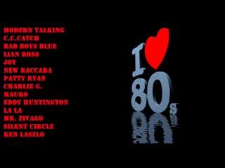 EuroDisco Hits 80s  Vol 1 Modern Talking, Bad Boys Blue, C C Catch, Lian Ross