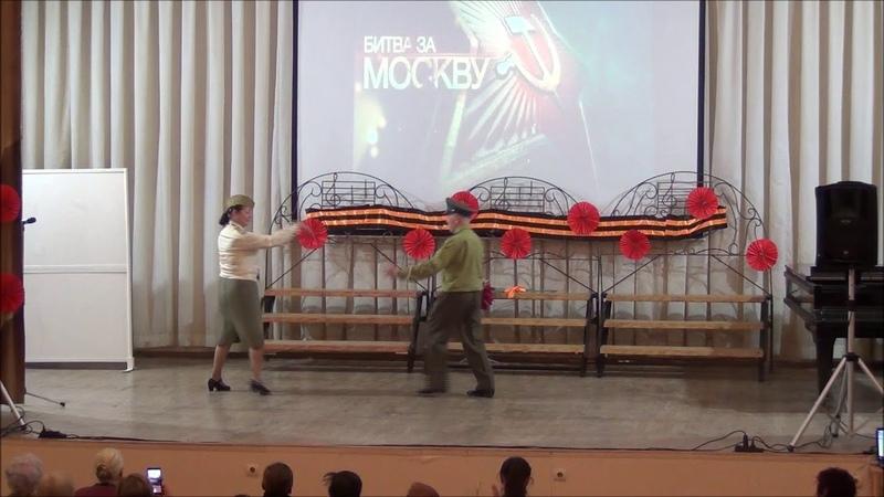 Танец Советской Победы Казаки в Берлине Москва 4 12 2019 Останкино