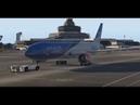 X-Plane Boeing 777F OMDB DUBAI INTL до UBBB HEYDAR ALIYEV INTL: 992.7 миль