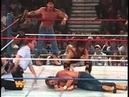 My1 Monday Night Raw '95 1 2 3 Kid Bob 'Spark Plugg' Holly vs The Smokin' Gunns
